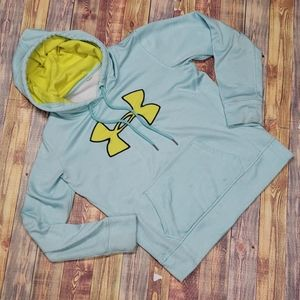 UNDERARMOUR WOMENS HOODIE SIZE LARGE